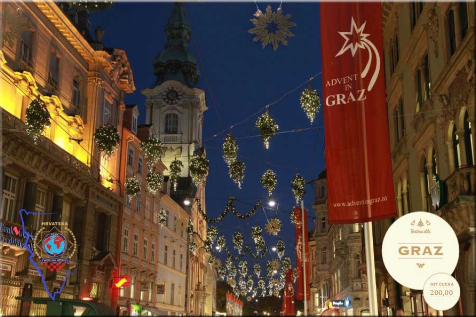 ADVENTSKI IZLET U GRAZ
